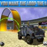 Скриншот 3D Monster Truck Parking Game – Изображение 5