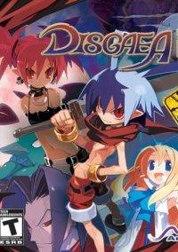 Обложка Disgaea DS