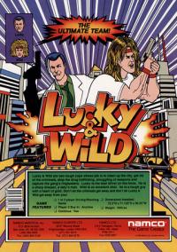 Обложка Lucky & Wild