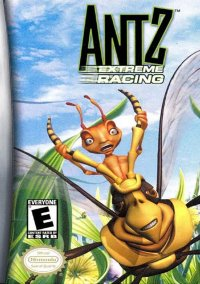 Antz Extreme Racing – фото обложки игры