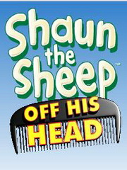 Обложка Shaun the Sheep: Off His Head