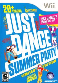 Обложка Just Dance: Summer Party