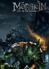 Обложка Mordheim: City of the Damned