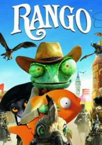 Rango: The Video Game – фото обложки игры