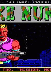 Обложка Duke Nukem Episode 2: Mission Moonbase