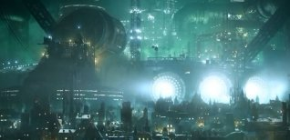 Final Fantasy VII Remake. Анонсирующий трейлер c E3 2015