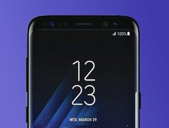 Samsung Galaxy S8 шикарно выглядит на новом рендере