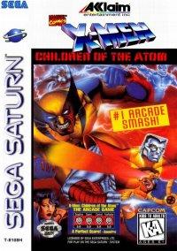 X-Men: Children of the Atom – фото обложки игры