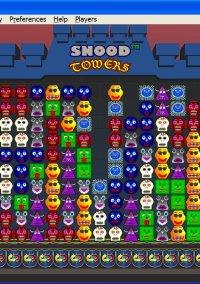 Обложка Snood Towers