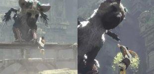 The Last Guardian. Сравнение графики с E3 2015 и TGS 2016