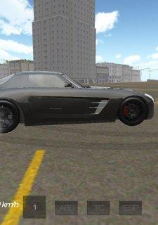 Extreme Street Car Simulator