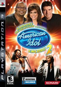 Karaoke Revolution Presents: American Idol Encore 2 – фото обложки игры