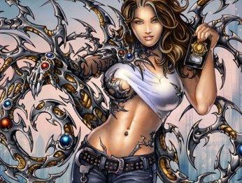 Канал NBC готовит перезапуск сериала Witchblade