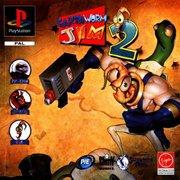 Обложка Earthworm Jim 2