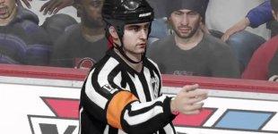 NHL 17. Рефери