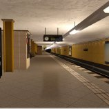 Скриншот World of Subways Vol. 2: U7 - Berlin