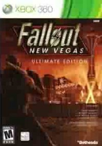 Обложка Fallout: New Vegas Ultimate Edition