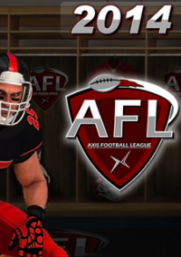 Обложка Axis Football League 2014