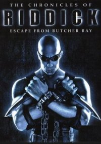 Обложка The Chronicles of Riddick: Escape from Butcher Bay