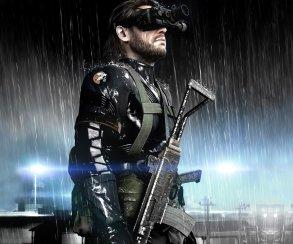 На TGS покажут новый геймплей Metal Gear Solid V