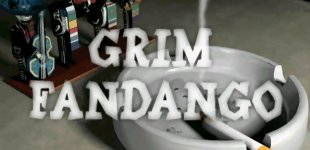 Grim Fandango. Видео #1