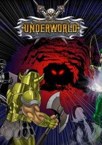 Обложка Swords and Sorcery: Underworld