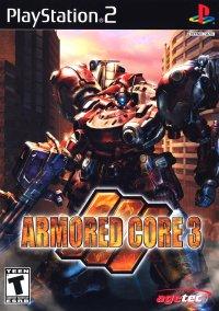 Armored Core 3 – фото обложки игры
