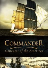 Обложка Commander: Conquest of the Americas