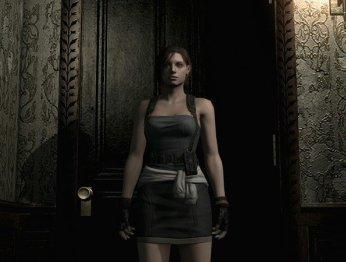 Вид от первого лица отлично подходит и первой Resident Evil