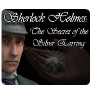 Обложка Sherlock Holmes - The Secret of the Silver Earring