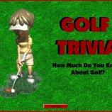 Скриншот Trivia Golf