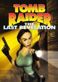 Обложка Tomb Raider 4: The Last Revelation
