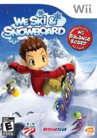 Обложка We Ski & Snowboar