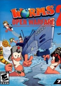 Обложка Worms: Open Warfare 2