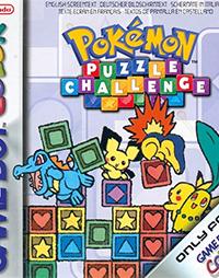 Обложка Pokemon Puzzle Challenge
