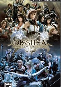 Обложка Dissidia 012: Final Fantasy