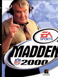 Обложка Madden NFL 2000