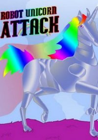 Обложка Robot Unicorn Attack