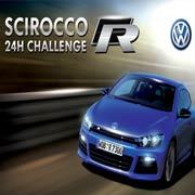Обложка Volkswagen Scirocco R 24H