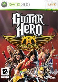 Обложка Guitar Hero: Aerosmith