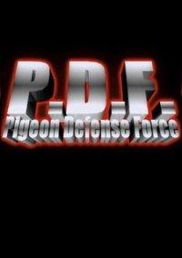 Обложка P.D.F : Pigeon Defense Force