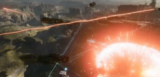 Dreadnought. Трейлер с Gamescom 2015