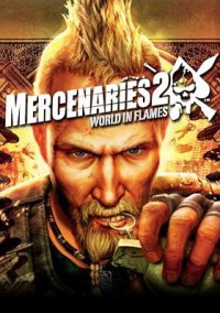 Обложка Mercenaries 2: World in Flames