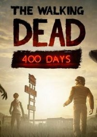 Обложка The Walking Dead: 400 Days
