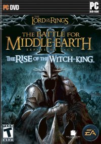 Обложка The Lord of the Rings: The Battle for Middle-earth 2 - The Rise of the Witch-king