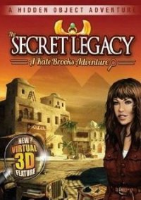 Обложка The Secret Legacy: A Kate Brooks Adventure