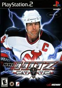 Обложка NHL Hitz 2002