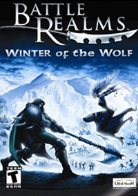 Обложка Battle Realms: Winter of the Wolf