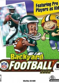 Обложка Backyard Football 2002