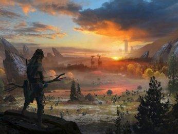 Гид путешественника помиру Horizon: Zero Dawn